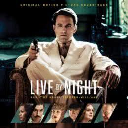 Обложка к диску с музыкой из фильма «Закон ночи»