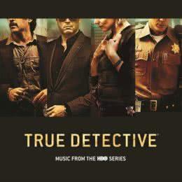 Обложка к диску с музыкой из сериала «Настоящий детектив (2 сезон)»