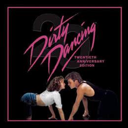 Обложка к диску с музыкой из фильма «Грязные танцы»