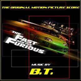 Обложка к диску с музыкой из фильма «Форсаж»