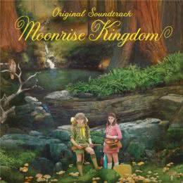 Обложка к диску с музыкой из фильма «Королевство полной луны»