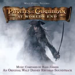 Обложка к диску с музыкой из фильма «Пираты Карибского моря: На краю света»