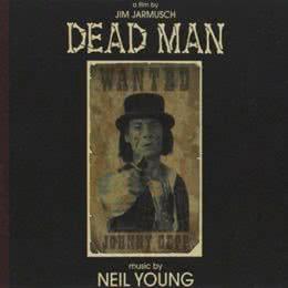 Обложка к диску с музыкой из фильма «Мертвец»