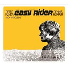 Обложка к диску с музыкой из фильма «Беспечный ездок (Deluxe Edition)»