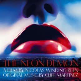 Обложка к диску с музыкой из фильма «Неоновый демон»