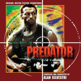 Обложка к диску с музыкой из фильма «Хищник (Remastered)»