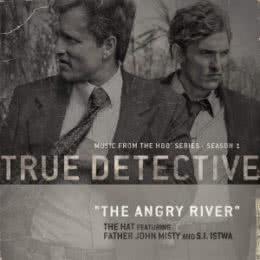 Обложка к диску с музыкой из сериала «Настоящий детектив (1 сезон)»