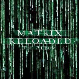 Обложка к диску с музыкой из фильма «Матрица: Перезагрузка»