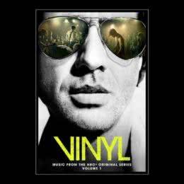 Обложка к диску с музыкой из сериала «Винил (1 сезон)»