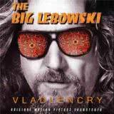 Маленькая обложка диска с музыкой из фильма «Большой Лебовски»
