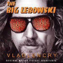 Обложка к диску с музыкой из фильма «Большой Лебовски»