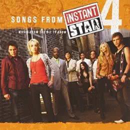 Обложка к диску с музыкой из сериала «Сверхновая звезда (4 cезон)»