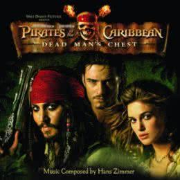 Обложка к диску с музыкой из фильма «Пираты Карибского моря: Сундук мертвеца»