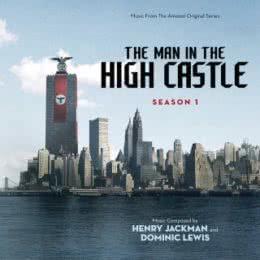 Обложка к диску с музыкой из сериала «Человек в высоком замке (1 сезон)»