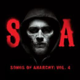 Обложка к диску с музыкой из сериала «Сыны Анархии (Volume 4)»