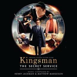 Обложка к диску с музыкой из фильма «Kingsman: Секретная служба»