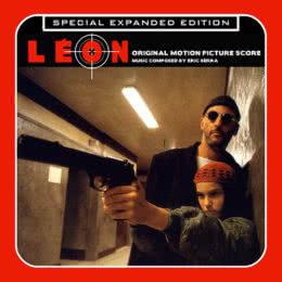 Обложка к диску с музыкой из фильма «Леон (Expanded Edition)»