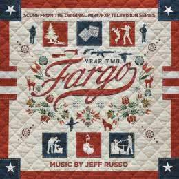 Обложка к диску с музыкой из сериала «Фарго (2 сезон)»