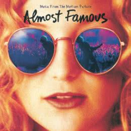 Обложка к диску с музыкой из фильма «Почти знаменит»