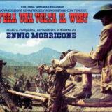Маленькая обложка диска с музыкой из фильма «Однажды на Диком Западе (Expanded Edition)»