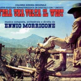 Обложка к диску с музыкой из фильма «Однажды на Диком Западе (Expanded Edition)»