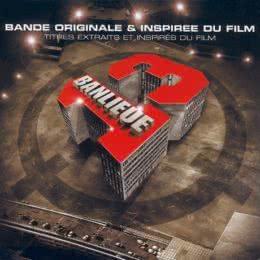 Обложка к диску с музыкой из фильма «13-й район»