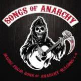 Маленькая обложка диска c музыкой из сериала «Сыны Анархии (Volume 1)»