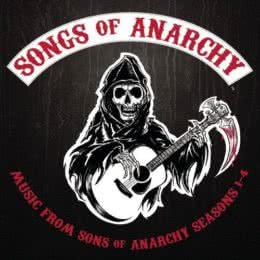 Обложка к диску с музыкой из сериала «Сыны Анархии (Volume 1)»
