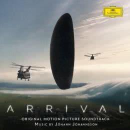 Обложка к диску с музыкой из фильма «Прибытие»