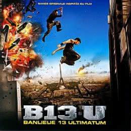 Обложка к диску с музыкой из фильма «13-й район: Ультиматум»