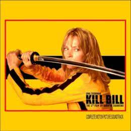 Обложка к диску с музыкой из фильма «Убить Билла 1 (Complete Edition)»
