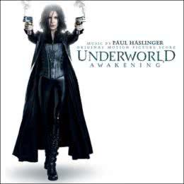 Обложка к диску с музыкой из фильма «Другой мир: Пробуждение»
