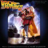 Маленькая обложка диска с музыкой из фильма «Назад в будущее 2»