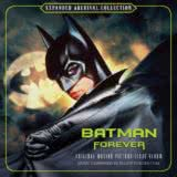 Маленькая обложка диска c музыкой из фильма «Бэтмен навсегда (Expanded edition)»