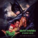 Маленькая обложка диска с музыкой из фильма «Бэтмен навсегда»