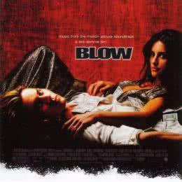 Обложка к диску с музыкой из фильма «Кокаин»