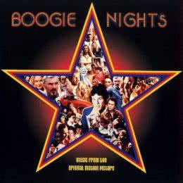 Обложка к диску с музыкой из фильма «Ночи в стиле буги»