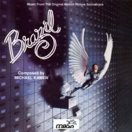 Обложка к диску с музыкой из фильма «Бразилия»