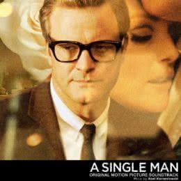 Обложка к диску с музыкой из фильма «Одинокий мужчина»