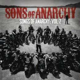 Обложка к диску с музыкой из сериала «Сыны Анархии (Volume 2)»