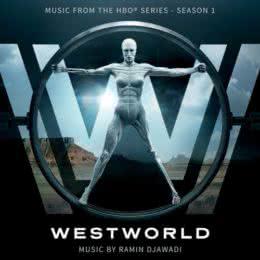 Обложка к диску с музыкой из сериала «Мир Дикого запада (1 сезон)»