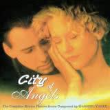Маленькая обложка диска с музыкой из фильма «Город ангелов»
