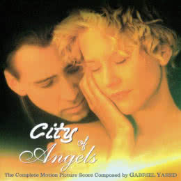 Обложка к диску с музыкой из фильма «Город ангелов»