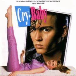 Обложка к диску с музыкой из фильма «Плакса»