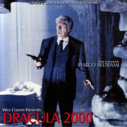 Обложка к диску с музыкой из фильма «Дракула 2000»