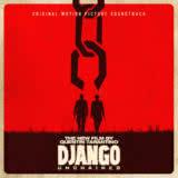 Маленькая обложка диска с музыкой из фильма «Джанго освобожденный»