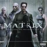Маленькая обложка диска c музыкой из фильма «Матрица»