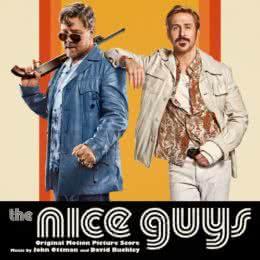 Обложка к диску с музыкой из фильма «Славные парни»