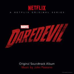 Обложка к диску с музыкой из сериала «Сорвиголова (1 сезон)»