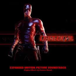 Обложка к диску с музыкой из фильма «Сорвиголова (Expanded Edition)»